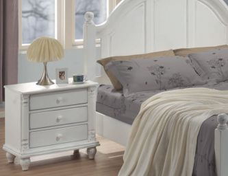 деревянная спальня Бруно