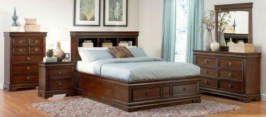 деревянная спальня Мидуэй