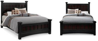 деревянная спальня Фиджет