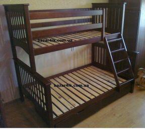 двухъярусная кровать Каркасон