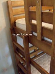 деревянная двухъярусная кровать Амапа