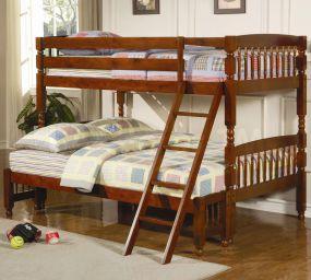 деревянная двухъярусная кровать Айтощ