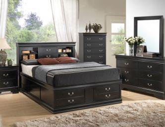 деревянная спальня Шолунтари
