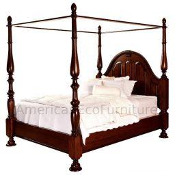 кровать с балдахином Лунжнапока