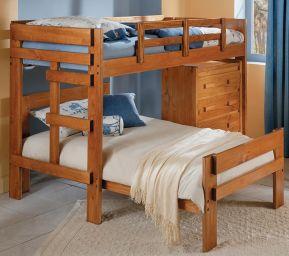 двухъярусная кровать из дерева Гатвик