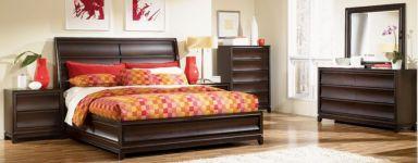 деревянная спальня Командор