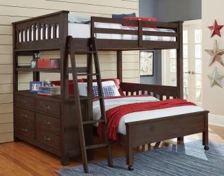 двухъярусная кровать Мозмюр