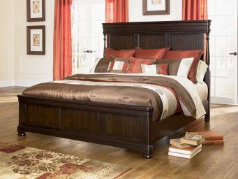 деревянная спальня Худате