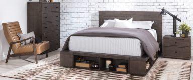 деревянная спальня Зодиак +выбор ящики/изножье