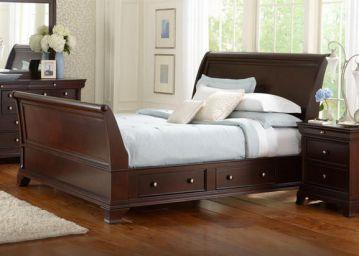 деревянная спальня Глинкецар