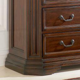 деревянная спальня АресФокс