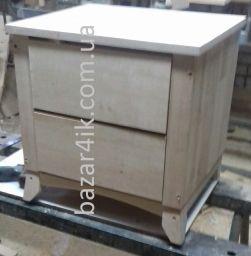 деревянная спальня Трогир