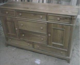 деревянная спальня Шафлинг