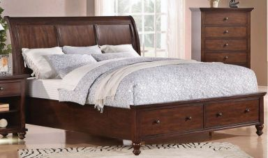 деревянная спальня Свояк