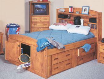 односпальная кровать Тамариск