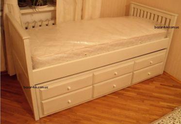 односпальная кровать Вожаслем