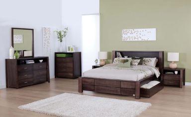 деревянная спальня Розаура