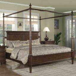 кровать с балдахином Грандманер