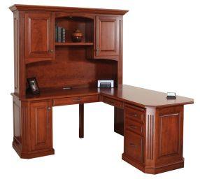 деревянный письменный стол Фрагата
