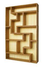 стеллаж деревянный Биужац