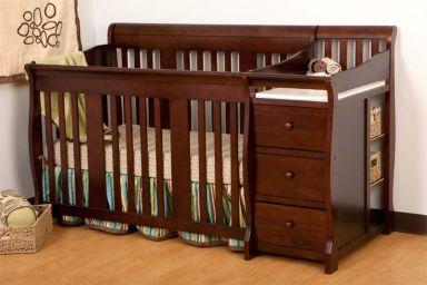 детская кровать трансформер Финкасл