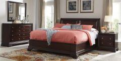 деревянная спальня Антеломуф
