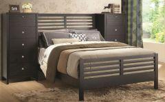 деревянная кровать Прометей