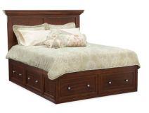 Кровать деревянная Колонсан