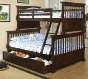 двухъярусная кровать деревянная Герат