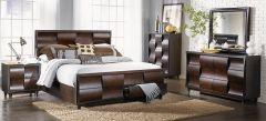 деревянная спальня Зимвик