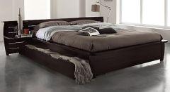 двуспальная кровать Британия тумбы изголовья
