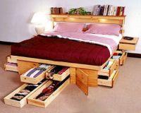 кровать с ящиками СмартСторедж