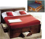 кровать деревянная Изабелла +выбор изголовья