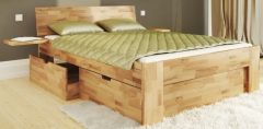 кровать деревянная Жаконда