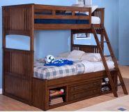 двухъярусная кровать Кастро