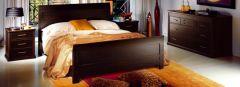 деревянная спальня Чабар