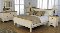 деревянная спальня Ньютон