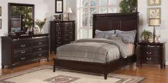 деревянная спальня Пазарджо
