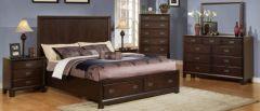 деревянная спальня Сирена