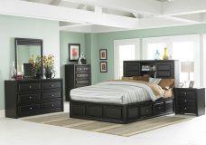 деревянная спальня Гаелс