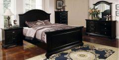 деревянная спальня НьюВиль