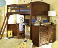 кровать чердак Чапман