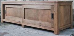 тумба под телевизор деревянная Рехолас