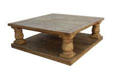 кофейный столик деревянный Бервил