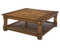 кофейный столик деревянный Шетланд
