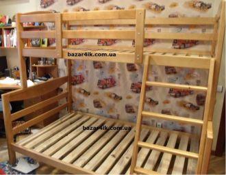 двухъярусные кровати Скижатос