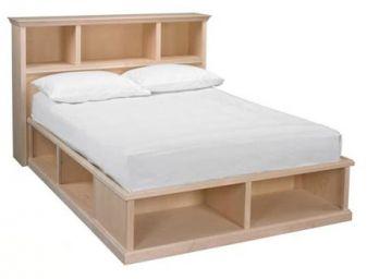 Кровать деревянная Рубини