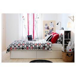 Кровать Бримнес