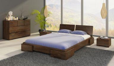 Кровать из дерева Коринтия