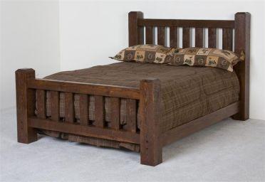 Кровать деревянная Эскорт